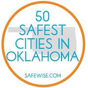 50 Safest Cities in Oklahoma